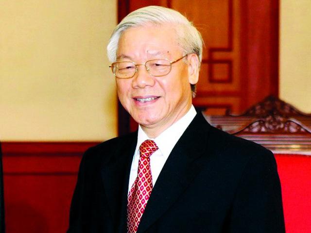 Tóm tắt quá trình công tác của tân Chủ tịch nước Nguyễn Phú Trọng