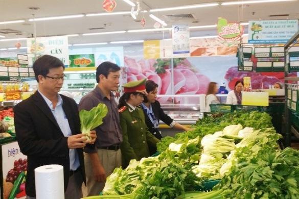 Triển khai mô hình hệ thống cảnh báo nhanh về an toàn thực phẩm