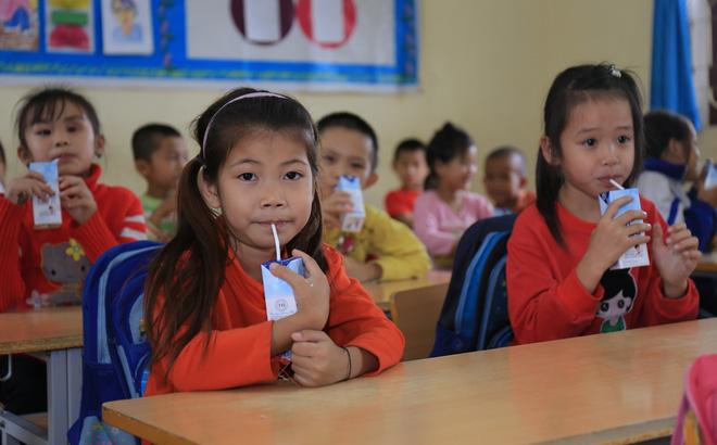 Chia sẻ của người khởi xướng về chương trình Sữa học đường