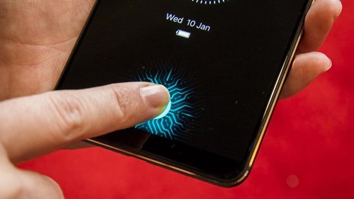 Vân tay dưới màn hình sẽ là trang bị cơ bản cho smartphone Samsung tầm trung từ 2019