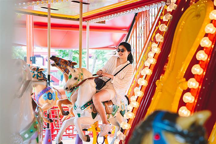 Vui chơi thỏa thích ở Dragon Park tại Hạ Long chỉ với 50.000 đồng