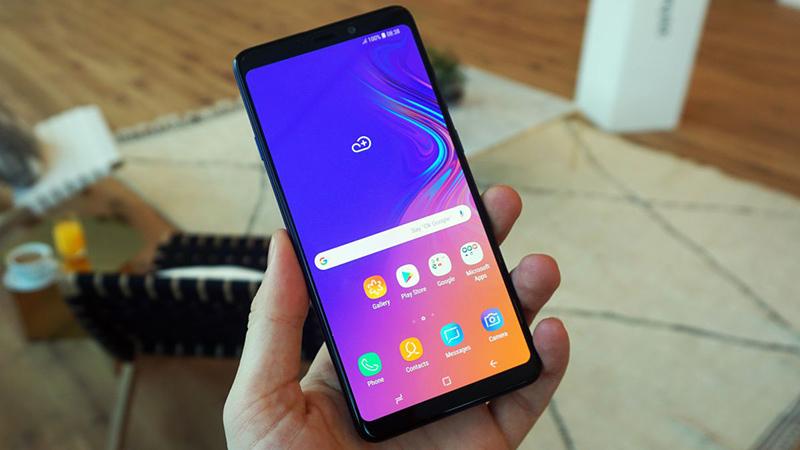 Dự đoán giá Galaxy A9 2018 nếu mở bán tại Việt Nam