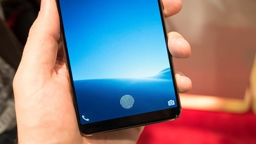 Galaxy A 2019 sẽ được trang bị công nghệ vân tay dưới màn hình