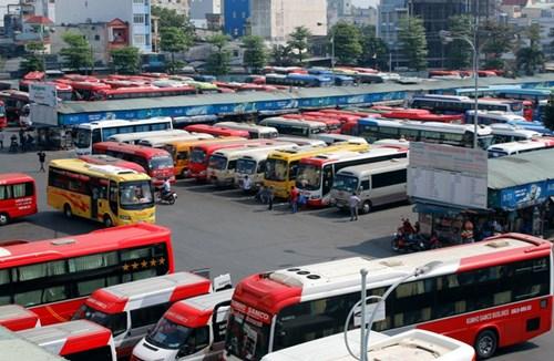 TP Hà Nội: Dự kiến đầu tư xây dựng hàng loạt bến xe, bãi đỗ xe mới