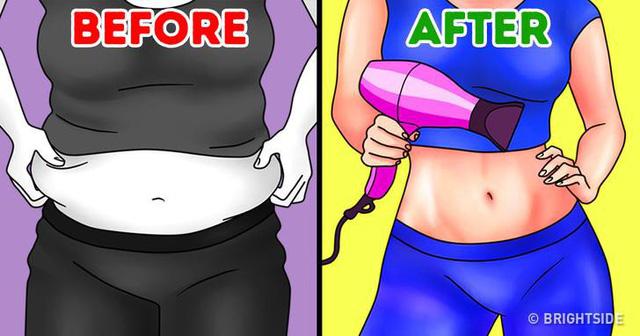 Chỉ cần tạo thói quen tưởng là khó tin này, cân nặng giảm ẩm ầm không cần ăn kiêng