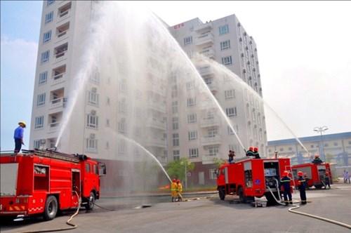 Thủ tướng chỉ thị tăng cường phòng cháy, chữa cháy tại khu dân cư