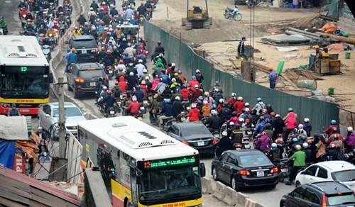 TP Hà Nội: Yêu cầu hạn chế