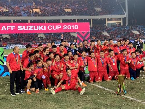 Việt Nam vô địch AFF Suzuki Cup 2018: Có một hành trình mang tên lịch sử