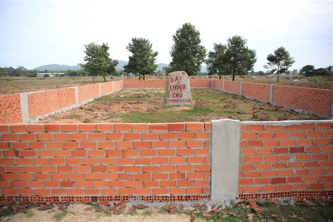Dự án khu dân cư số 1 Tây Nam thuộc Bà Rịa - Vũng Tàu (2): Bán dự án, bán cả niềm tin