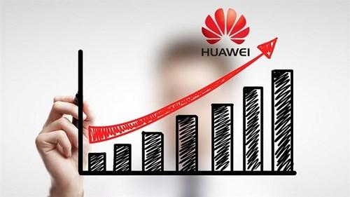 200 triệu smartphone Huawei được bán ra trong năm 2018