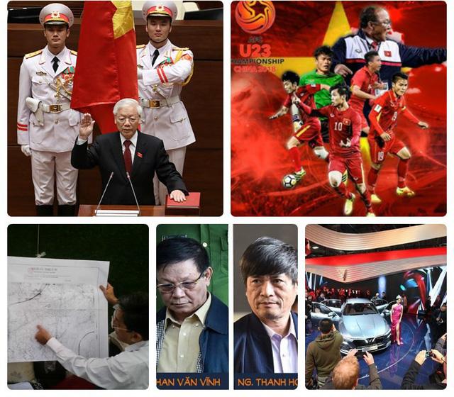 5 sự kiện kinh tế - xã hội nổi bật năm 2018
