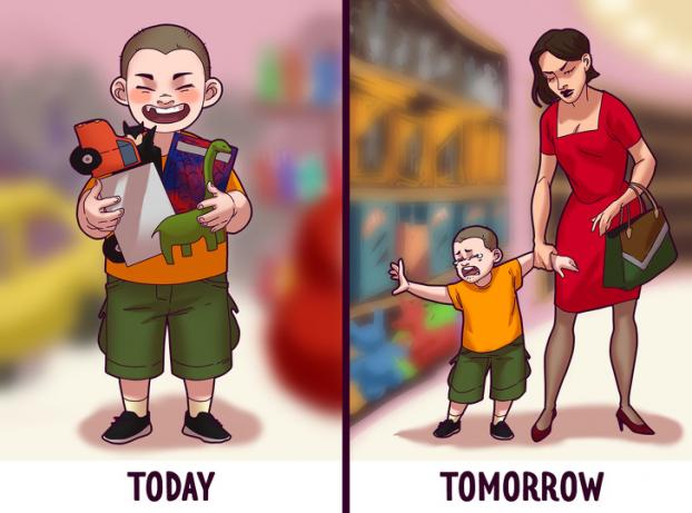 8 thói quen của trẻ khiến người lớn bực bội nhưng hóa ra rất bình thường 4