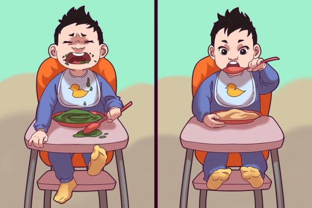 8 thói quen của trẻ khiến người lớn bực bội nhưng hóa ra rất bình thường 6