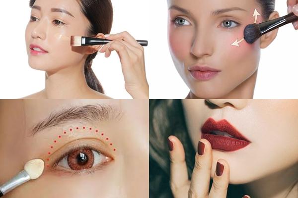 5 phút make up đón năm 2019 cực rạng rỡ, xinh đẹp