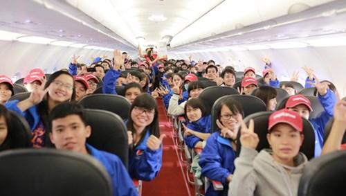 Ngành hàng không tăng thêm hàng trăm chuyến bay phục vụ nhu cầu đi lại Tết Dương lịch
