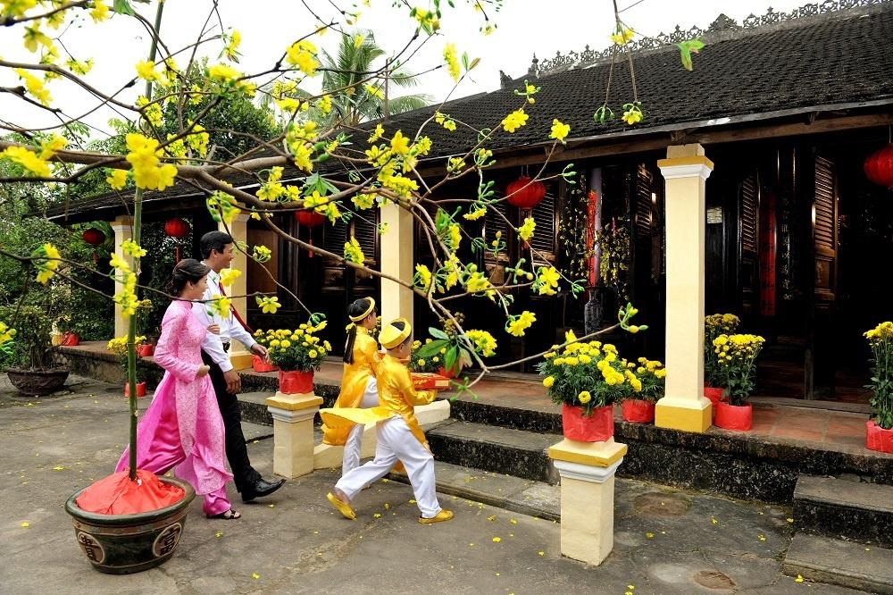 Phong tục đặc sắc trong Tết cổ truyền Việt Nam