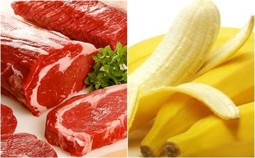 Thịt bò vô cùng ngon và bổ dưỡng khi kết hợp với những thực phẩm này