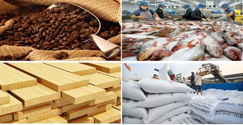 Nhiều mặt hàng nông nghiệp được hưởng lợi