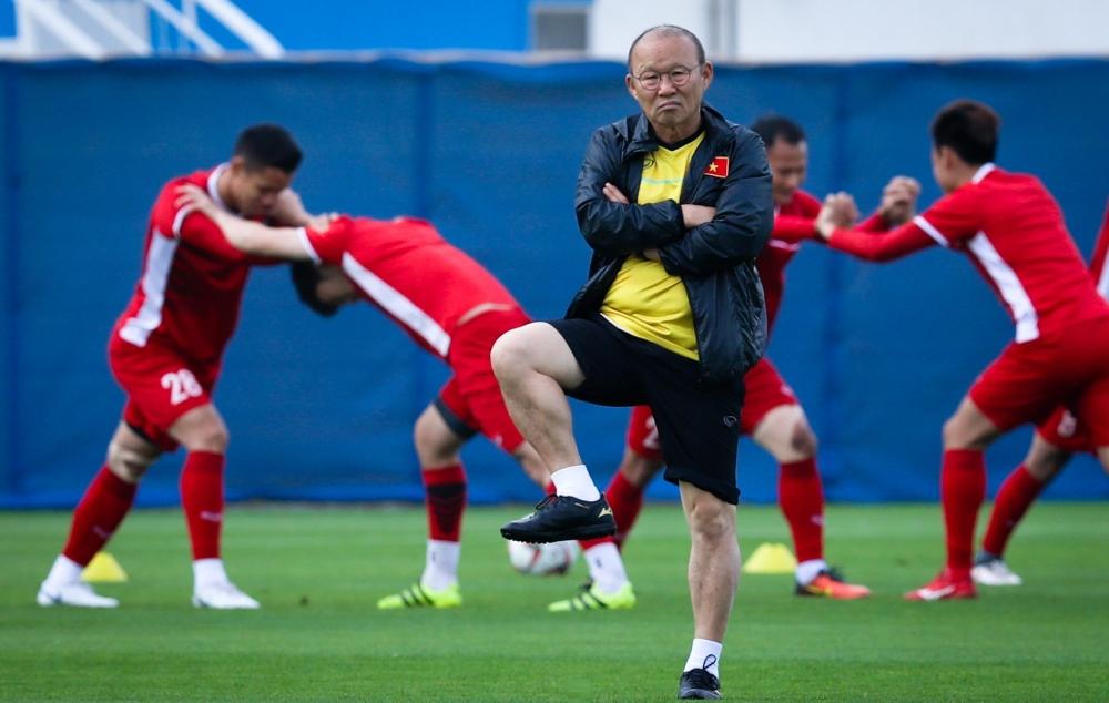 Trong bóng đá HLV  Park Hang Seo thể hiện những tính cách nào của người Hàn Quốc?
