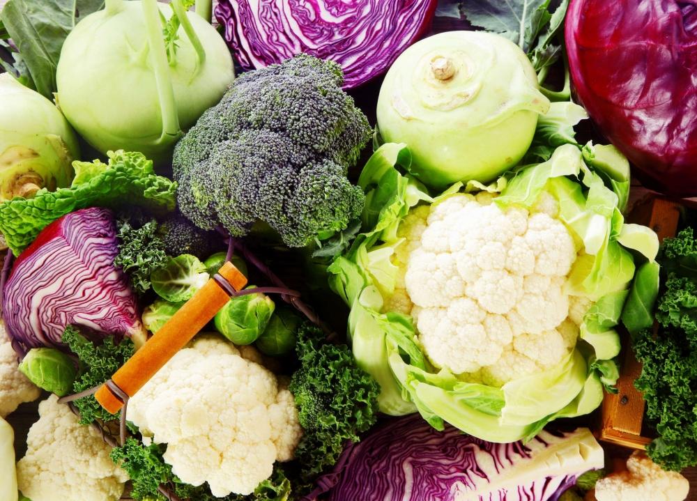 Những thực phẩm sạch tốt để thanh lọc gan