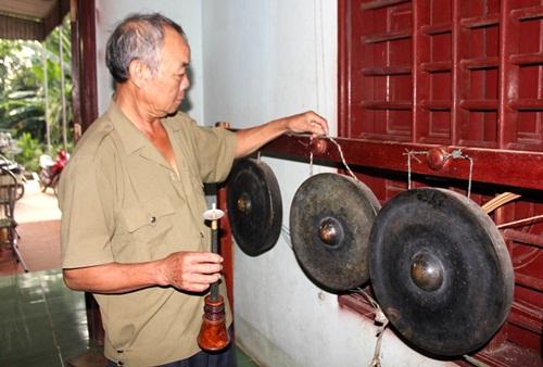 Văn hóa cồng chiêng trong đời sống của đồng bào Thổ