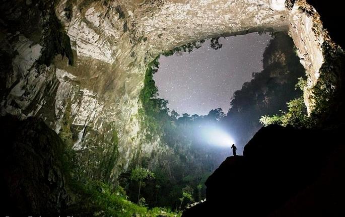 Hang Sơn Đoòng lọt top 11 địa điểm du lịch tuyệt vời nhất trên thế giới