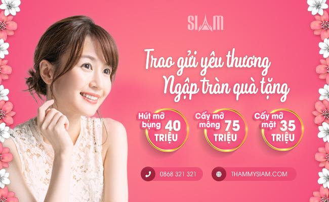 Viện Thẩm mỹ SIAM Thailand: