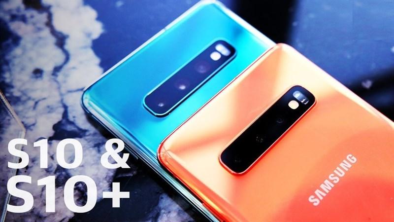 Trang bị camera trên Galaxy S10 vừa ra mắt gây chú ý giới công nghệ