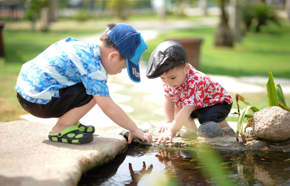 Các bước cần thiết để dạy trẻ kỹ năng sống tự lập