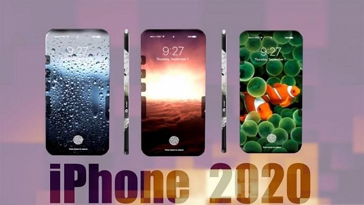 iPhone 2020 có thể được trang bị chip 5 nm.