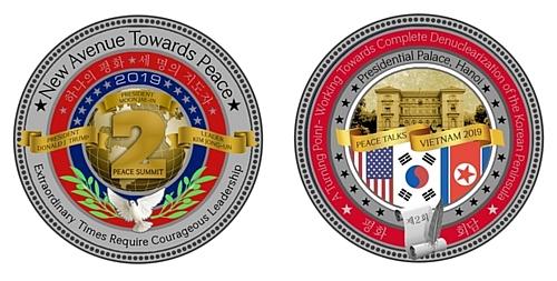 Nhà Trắng phát hành đồng xu