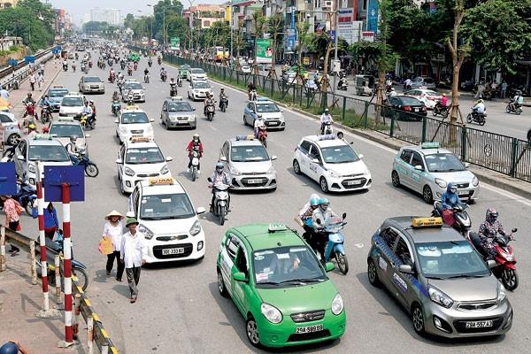Quản lý chặt chẽ hoạt động xe bus và taxi ở Hà Nội trong dịp Hội nghị Thượng đỉnh Mỹ - Triều lần 2