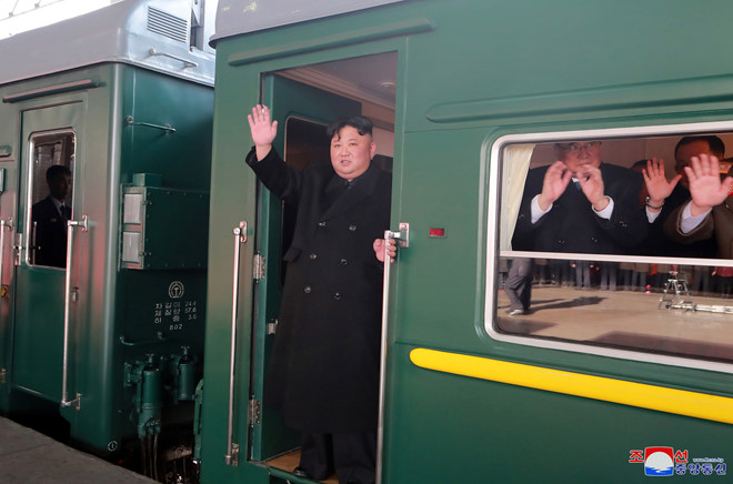 Chủ tịch Kim Jong-un đến Việt Nam: