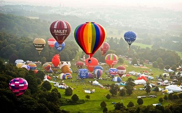 Tổ chức Lễ hội khinh khí cầu quốc tế Huế 2019