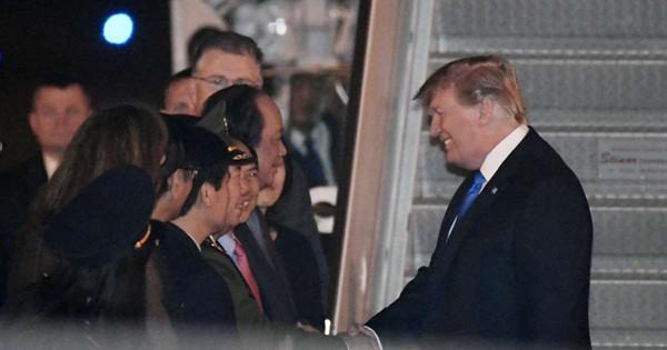 MSN News ghi lại khoảnh khắc đón tiếp của đoàn Việt Nam. Ảnh: MSN news