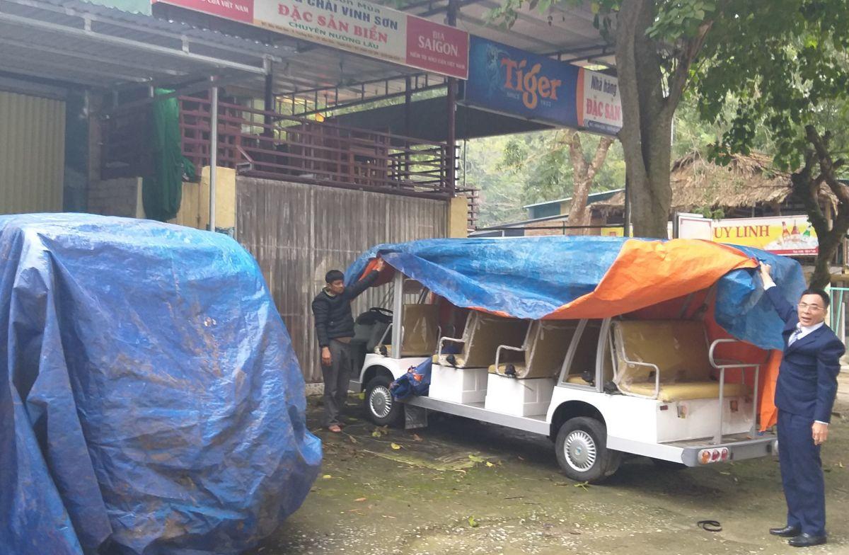 """Vụ xe điện tiền tỷ """"đắp chiếu"""" ở Thanh Hóa: Cần xử nghiêm cán bộ chống lệnh cấp trên!"""