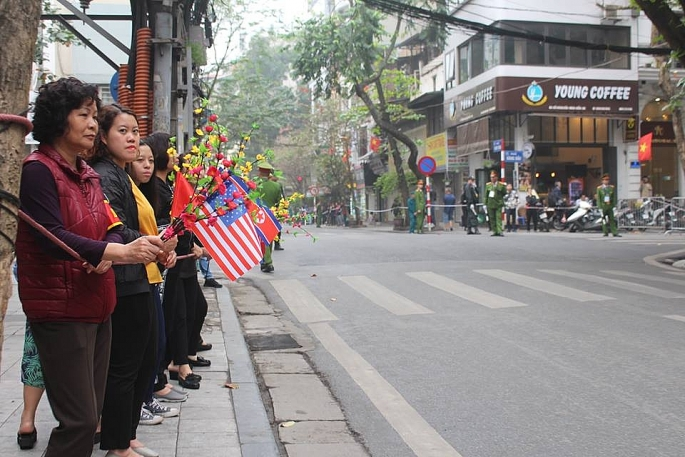 Hà Nội - Một điểm đến an toàn, mến khách