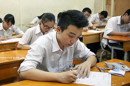 Hà Nội tổ chức khảo sát chất lượng đối với học sinh lớp 12