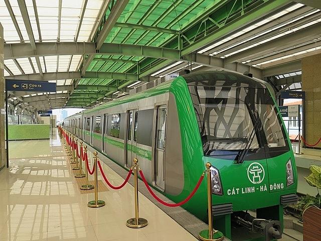 Đường sắt đô thị Cát Linh- Hà Đông: Vé tháng tối đa 200.000 đồng