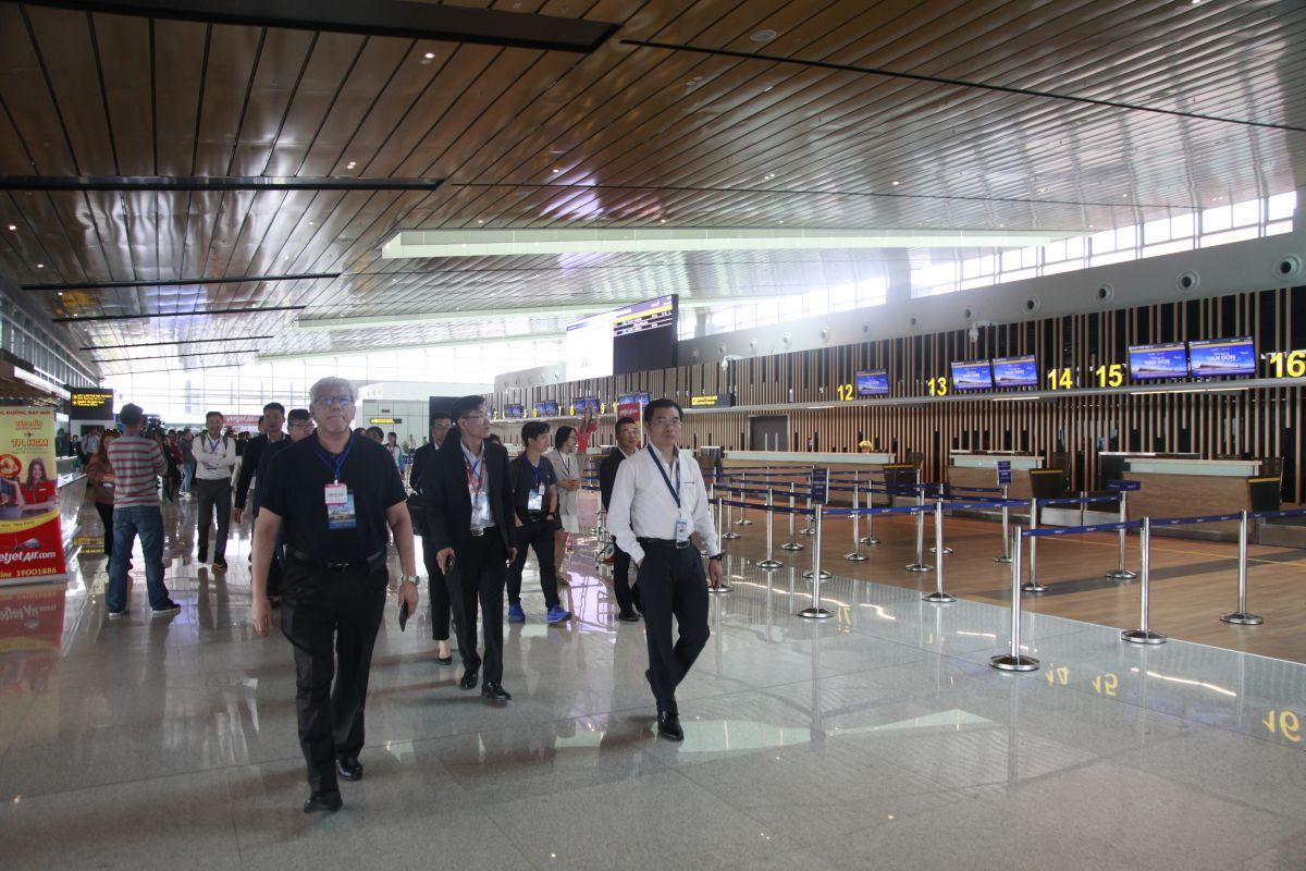 """Cảng HKQT Vân Đồn mở """"cánh cửa"""" thị trường quốc tế"""