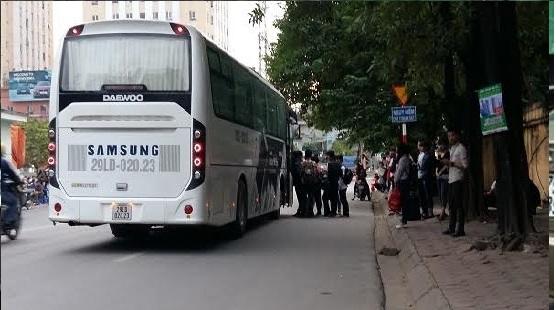 Hà Nội siết chặt quản lý xe đưa đón học sinh, công nhân