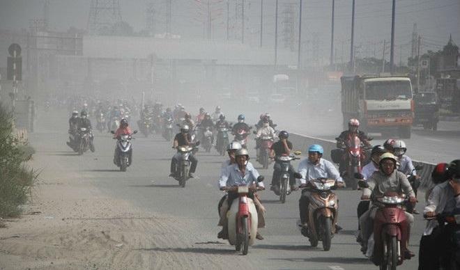 Hà Nội là thành phố ô nhiễm không khí thứ 2 ở Đông Nam Á, cảnh báo nguy cơ dẫn tới ung thư phổi, hen suyễn…
