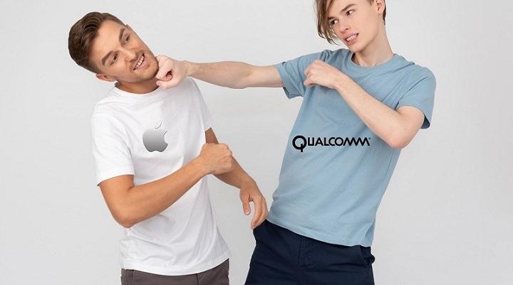 ApplevàQualcommtiếp tục kéo nhau ra toà