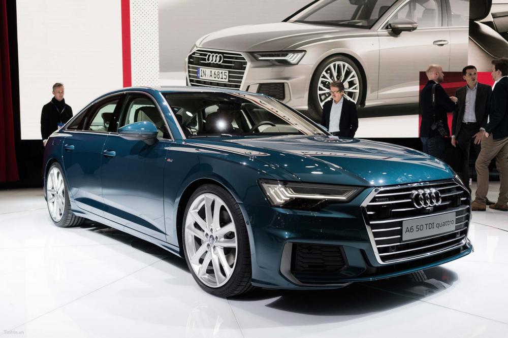 Audi A6 2019 có gì đáng chú ý?