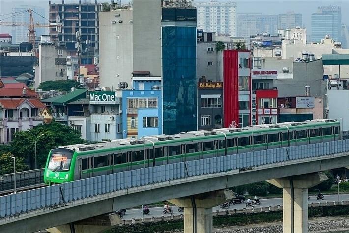 Dự kiến miễn phí tàu điện Cát Linh - Hà Đông nửa tháng