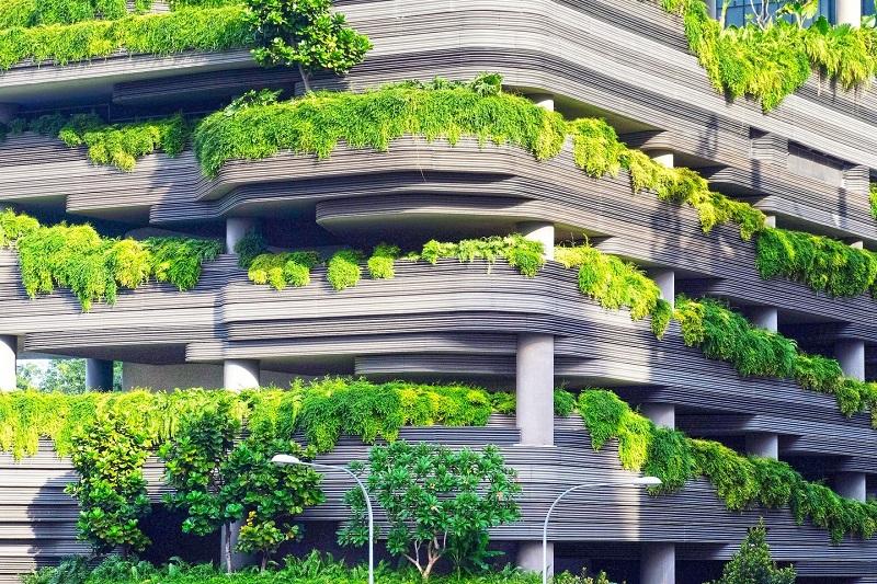 Công trình xanh – giải pháp khẩn cấp cho biến đổi môi trường