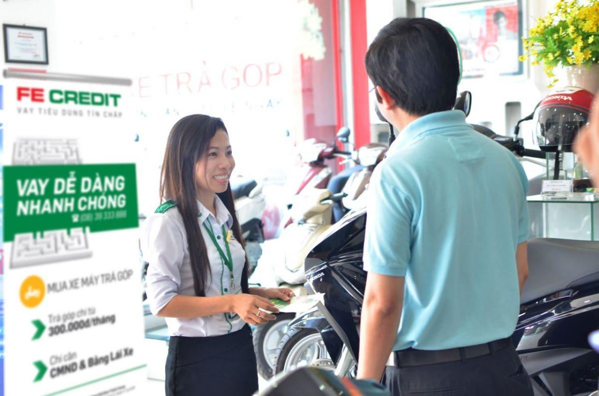 Cho vay tiêu dùng giúp người dân nâng cao khả năng tiếp cận tài chính
