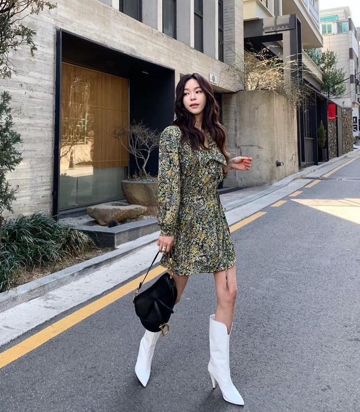 Mặc đẹp và sang với gợi ý từ street style Hàn