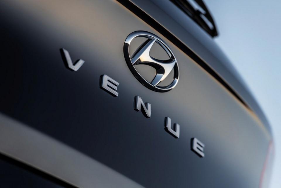 Hyundai sắp ra mắt chiếc xe crossover cỡ nhỏ mang tên Venue.