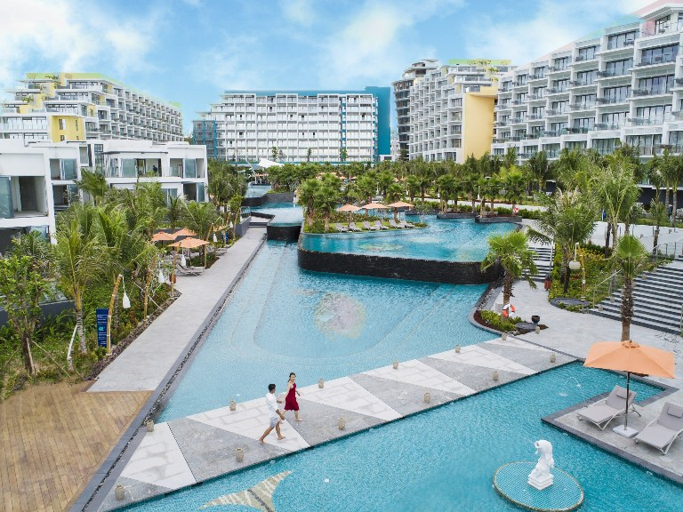 Khu condotel hạng sang Premier Residences Phu Quoc Emerald Bay